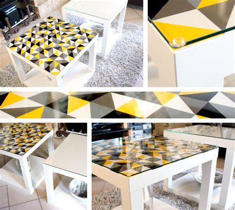 Moderniser Table Basse En Bois by Relooker Une Table Basse En Verre Le Bois Chez Vous