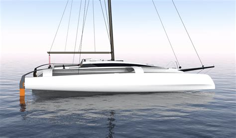trimaran parts trimaran designs grainger designs multihull yachts