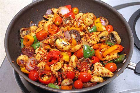 Easy Chicken Stir Fry   Maya Kitchenette