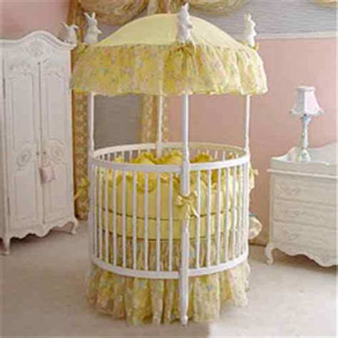 circular crib bedding butterfly silk crib bedding