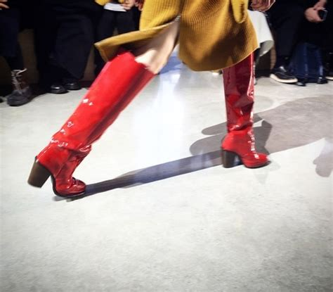 top winter 2017 shoes trends from runways fashionglint