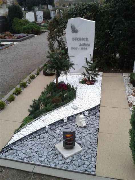 Moderne Grabgestaltung Mit Kies 3588 by Die Besten 17 Ideen Zu Grabgestaltung Pflegeleicht Auf