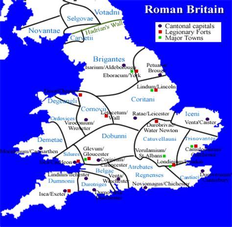 boudicca biography ks2 roman britain map