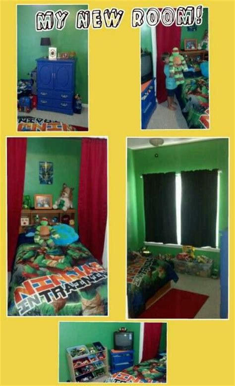 ninja bedroom theme teenage mutant ninja turtles bedroom for my 4 year old