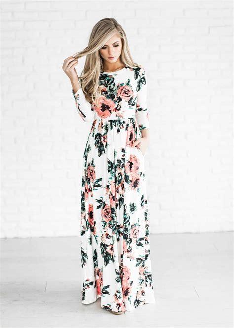 25 best ideas about floral dresses on