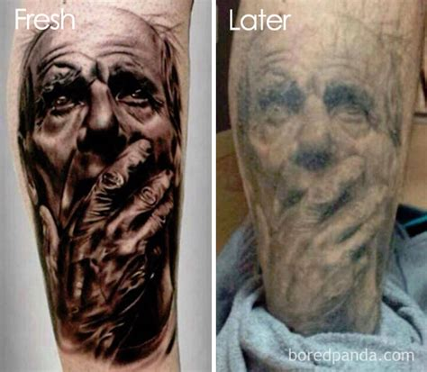 how tattoos age thinking of getting a these 10 pics reveal how