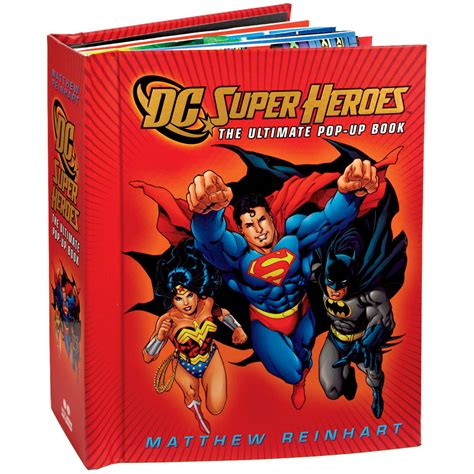 pop secrets an novel books dc heroes the ultimate pop up book the met store