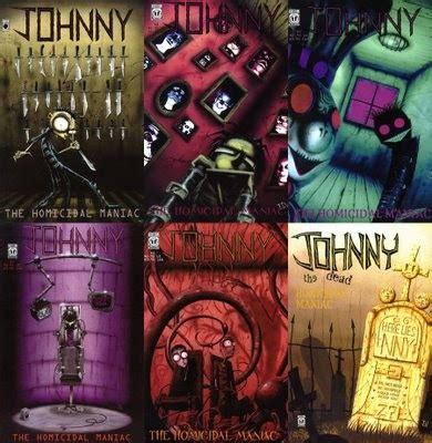 johnny the homicidal maniac director s cut the crossroads johnny the homicidal maniac anuther