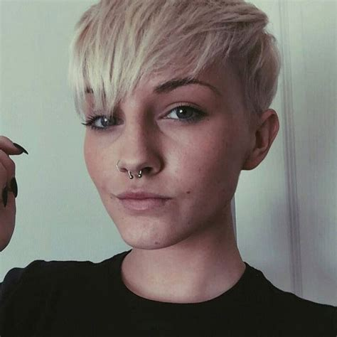 short trendy hairstyles the haircut web cool short pixie blonde hairstyle ideas 137 fashion best
