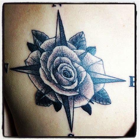 rose tattoo i wish best 25 compass ideas on compass