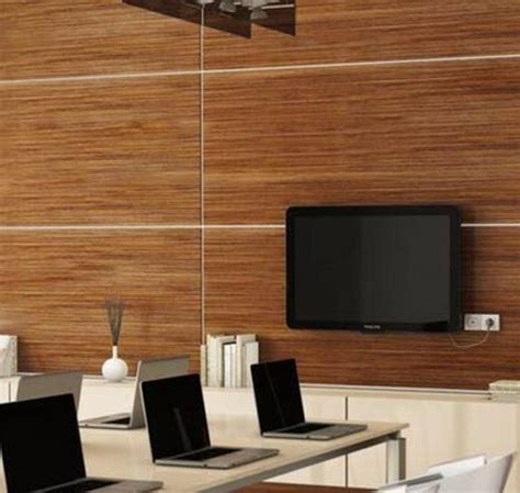 Wood Panel Wall Covering Wood Wall Panel To Your Home My Home Style