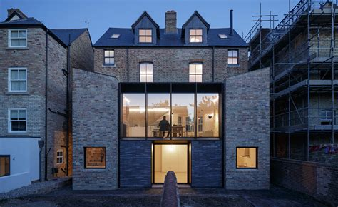 Semi Detached An Unusual Oxford House Conversion By Delvendahl Martin Wallpaper