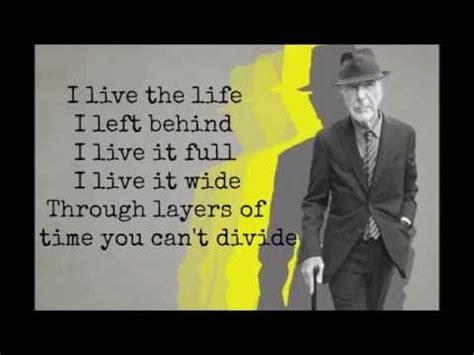 The Miracle Season Subtitrat Leonard Cohen Nevermind Doovi