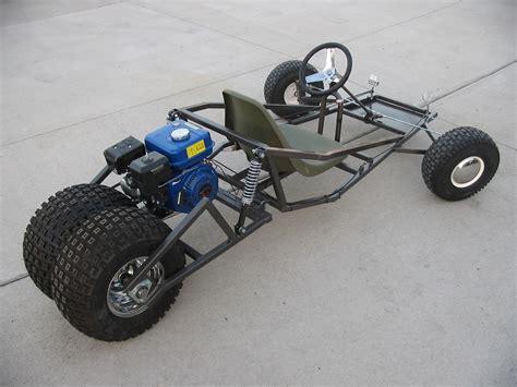 go design scorpion three wheeled go kart plans