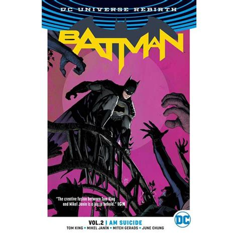 batman tp vol 9 קומיקס וירקות batman tp vol 02 i am