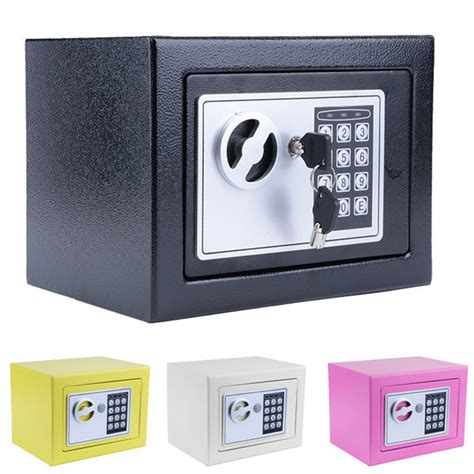 digital electronic safe security box wall jewelry