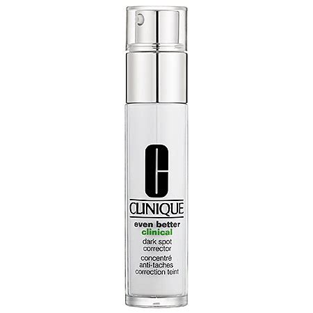 even better clinical spot corrector before and after even better clinical spot corrector clinique sephora