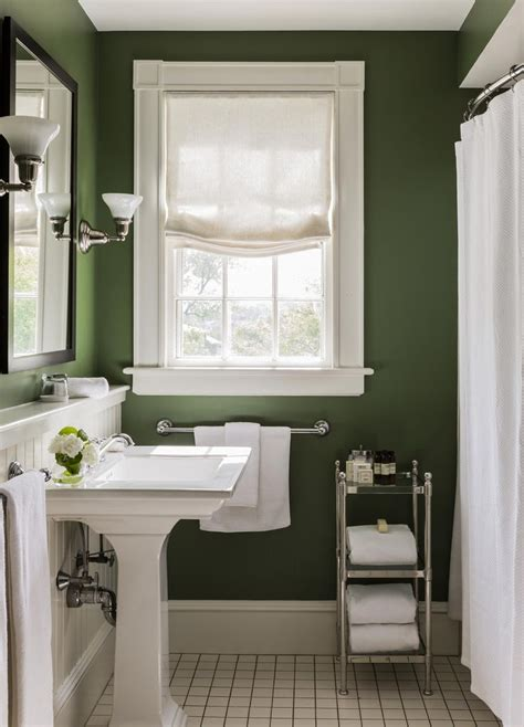 dark green bathroom 25 best ideas about green bathrooms on pinterest green