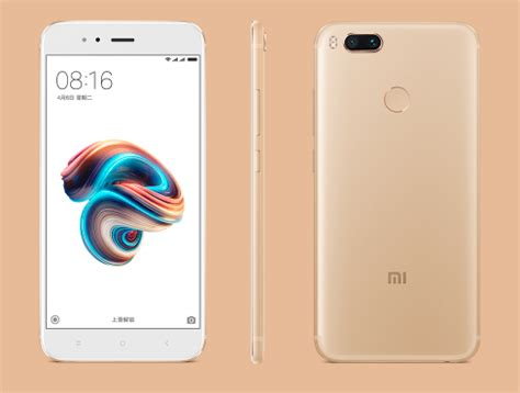 "xiaomi mi 5x announced with 5.5"" 1080p screen and dual"
