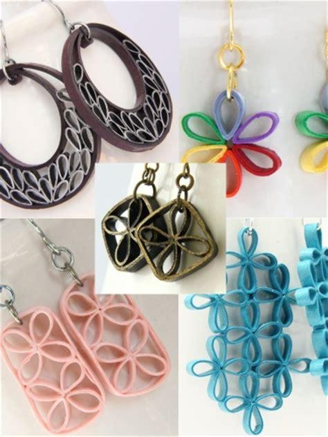 quilling earrings tutorial pdf tutorial for paper quilled earrings meylah