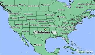where is city on the map where is oklahoma city ok where is oklahoma city ok