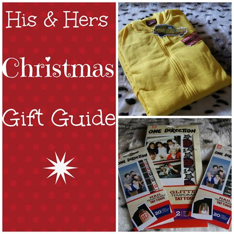 the syders his hers christmas gift ideas for under 163 30