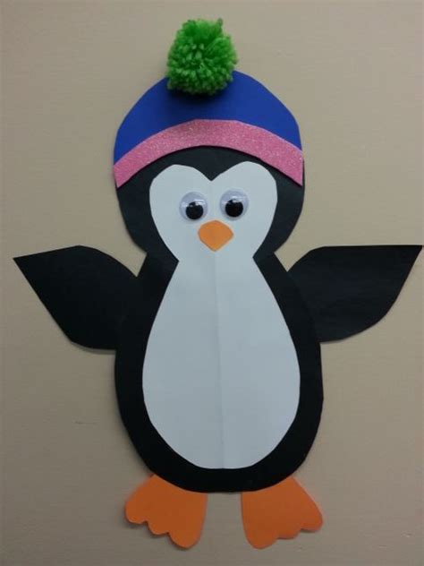 17 Best Images About Penguin Crafts On Winter