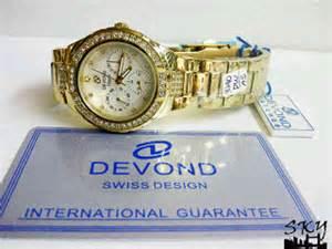 Jam Tangan Aigner Wanita Jtr 575 Gold devond jam tangan collection