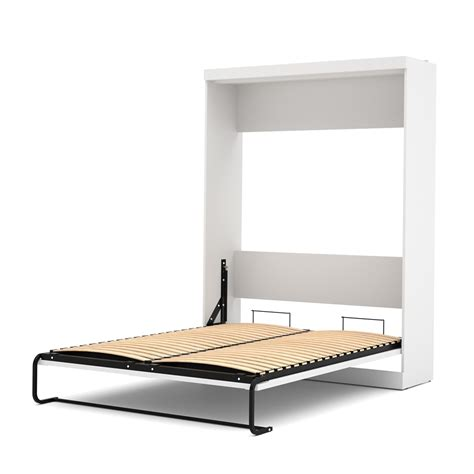 queen wall bed pur 115 quot queen wall bed kit in white