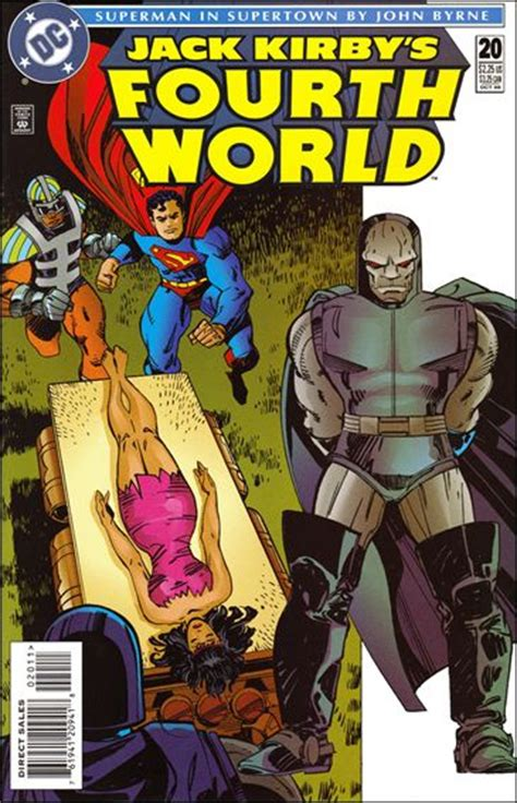 fourth world by jack jack kirby s fourth world comic book by dc title details