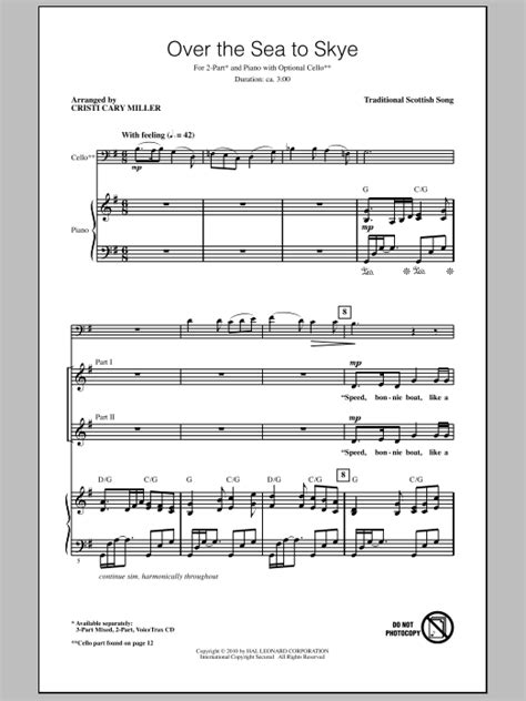 boat song please the skye boat song sheet music direct
