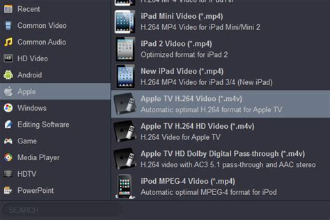 format audio apple tv blu ray to apple tv watch blu ray on apple tv 2 3 4 freely