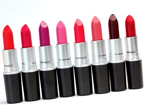 mac the matte lipstick collection 2014 choose your shade