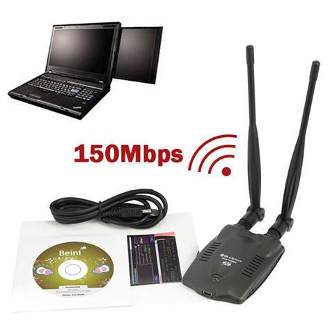 Adaptor Untuk Wifi Akses Point high power 3000mw pc wireless access point usb wifi adapter range bt n9100 beini dual