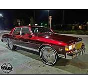 Classic Weekend Candy Brandywine Box Chevy On 26 Dub