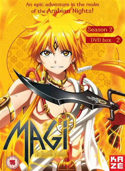 who s the bad now a review of magi the kingdom of