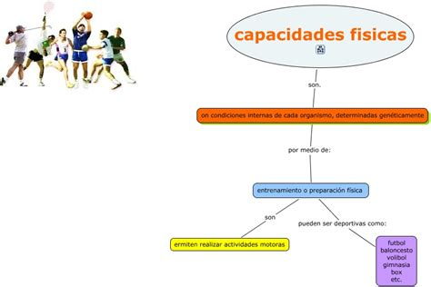 What Is Concept by Capacidades Fisicas