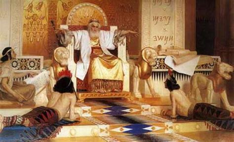 Solomon On The Vanity Of The World by Magical Rings And Their Mystical Powers Ancient Origins