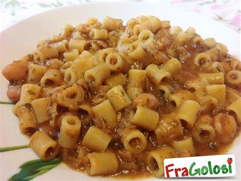 fagioli secchi a bagno pasta e fagioli secchi la ricetta deliziosa di fragolosi