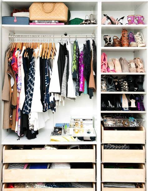 Pull Out Drawers For Closet by Gray Wash Closet Cabinets With Pull Out Shoe Shelves