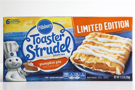 How Much Are Toaster Strudels pillsbury pumpkin pie toaster strudel 80 pumpkin spice