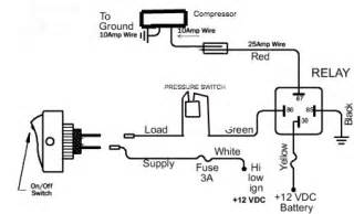 120 volt compressor wiring compressor free printable wiring diagrams