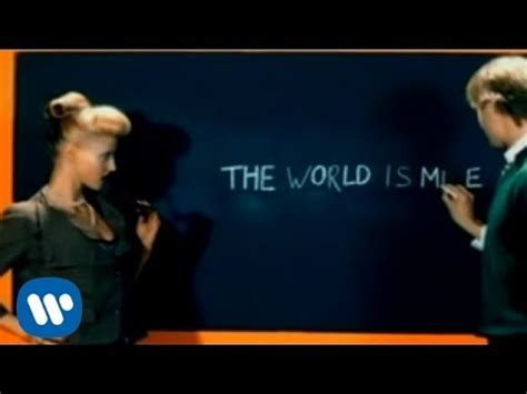 the world is mine david guetta the world is mine official