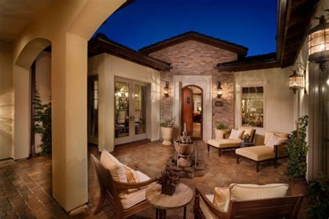 mediterranean house plans with courtyards 17 outstanding mediterranean porch designs with a view