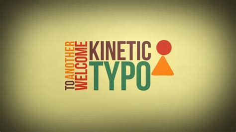 Kinetic Typography Powerpoint Template by Kinetic Typography Software Popular Sles Templates