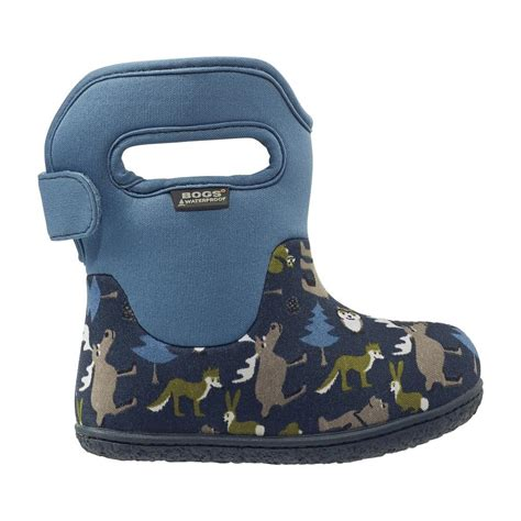 classic woodland baby bogs waterproof boots 71864i
