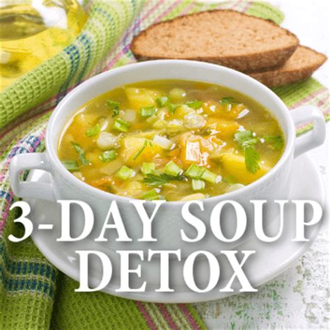 3 Day Detox Vegetable Soup by Dr Oz 3 Day Souping Detox Breakfast Berry Soup
