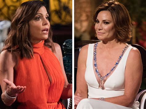 rhony reunion real housewives of new york reunion puts luann in hot