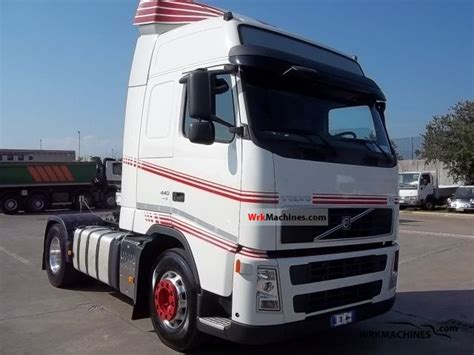 volvo semi trailer volvo fh 440 2008 other semi trailer trucks photos and info