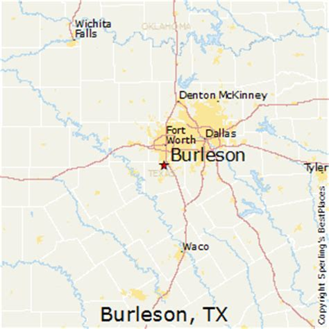 map of burleson county texas best places to live in burleson texas